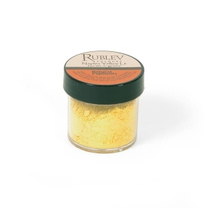 Rublev Colours Naples Yellow Light 50 g - Color: Yellow