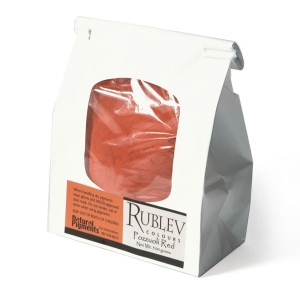 Natural Pigments Pozzuoli Red 500 g - Color: Red