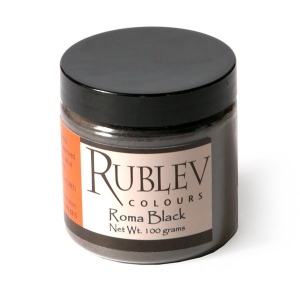Natural Pigments Roman Black 100 g