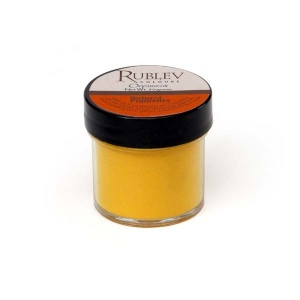 Natural Pigments Orpiment 50 g - Color: Yellow