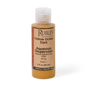 Yellow Ocher Dark 2 fl oz