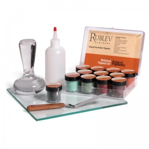 Natural Pigments Advanced Paint Making Kit