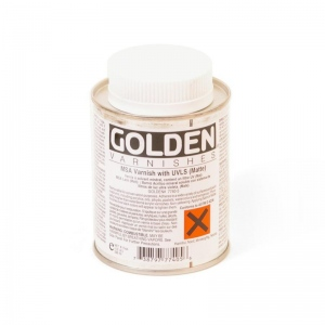 Golden MSA Varnish (Matte) 8 fl oz