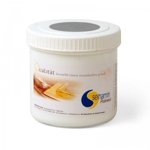Natural Pigments Selhamin Poliment Clay (Paste) Calabrian Black