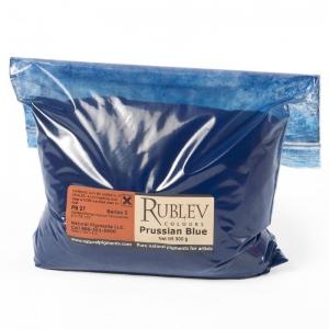 Natural Pigments Prussian Blue 1 kg - Color: Blue