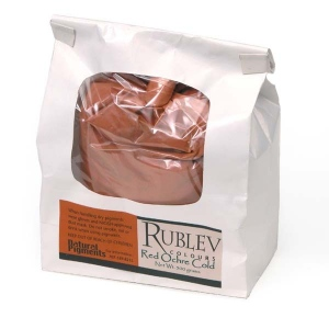 Natural Pigments Spanish Red 1 kg - Color: Red