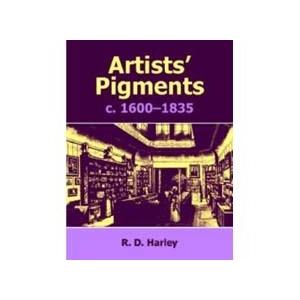 Natural Pigments Artists Pigments: 1600-1800