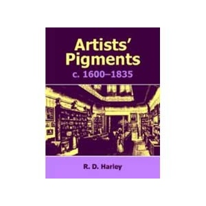 Artists Pigments: 1600-1800