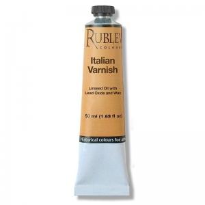 Natural Pigments Italian Varnish 150 ml