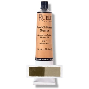 French Raw Sienna 130ml