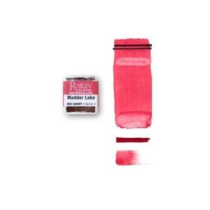 Natural Pigments Alizarin Crimson (Half Pan)