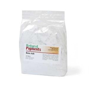 Natural Pigments Bone Ash (20 Mesh) 1 kg
