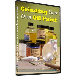 Natural Pigments Grinding Your Own Oil Paint