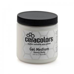 Natural Pigments Ceracolors Gel Medium (8 fl oz)