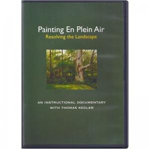 Natural Pigments Painting en Plein Air: Resolving the Landscape
