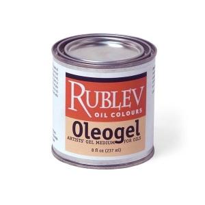 Natural Pigments Walnut Oil Gel 8 fl oz