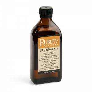 Natural Pigments Rublev Colours Oil Medium No. 1
