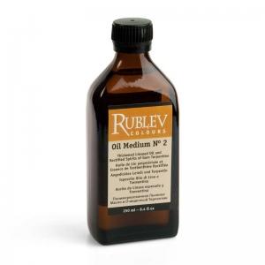 Natural Pigments Rublev Colours Oil Medium No. 5