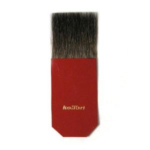 Natural Pigments Lonh Hair Squirrel Imitation Gilders Tip 35 mm - Hair Width: 35 mm (1.38 in.); Hair Length: 60 mm (2 1/8 in.)