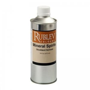 Natural Pigments Mineral Spirits (Stoddard Solvent) 16 fl oz