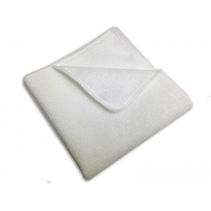 "Natural Pigments Micro-Fiber Cleaning Cloth 12""x12"" White"