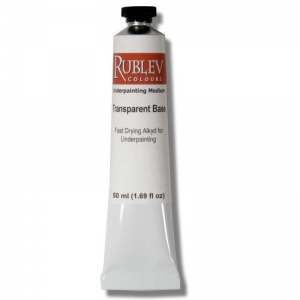 Natural Pigments Underpainting Transparent Base (50ml)