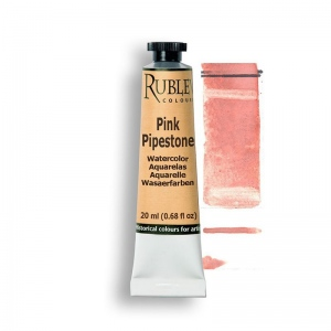 Natural Pigments Pink Pipestone 15ml - Color: Pink