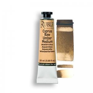 Natural Pigments Cyprus Raw Umber Medium 15ml