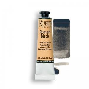 Natural Pigments Natural Black Oxide 15ml - Color: Black