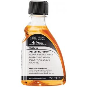 Winsor & Newton™ Artisan 250ml Water Mixable Fast Drying Medium: 250 ml, (model 3239720), price per each