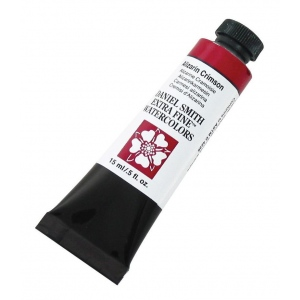Daniel Smith Extra Fine™ Watercolor 15ml Alizarin Crimson: Red/Pink, Tube, 15 ml, Watercolor, (model 284600004), price per tube