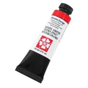 Daniel Smith Extra Fine™ Watercolor 15ml Perinone Orange: Orange, Tube, 15 ml, Watercolor, (model 284600066), price per tube