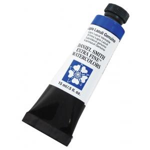 Daniel Smith Extra Fine™ Watercolor 15ml Lapis Lazuli Genuine: Blue, Tube, 15 ml, Watercolor, (model 284600138), price per tube