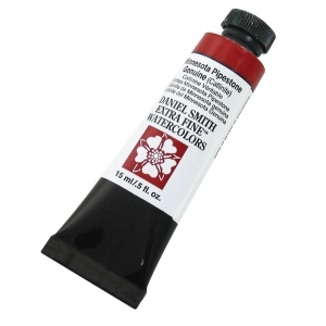 Daniel Smith Extra Fine™ Watercolor 15ml Minnesota Pipestone Genuine; Color: Brown; Format: Tube; Size: 15 ml; Type: Watercolor; (model 284600143), price per tube