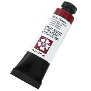 Daniel Smith Extra Fine™ Watercolor 15ml Sedona Genuine; Color: Orange; Format: Tube; Size: 15 ml; Type: Watercolor; (model 284600145), price per tube