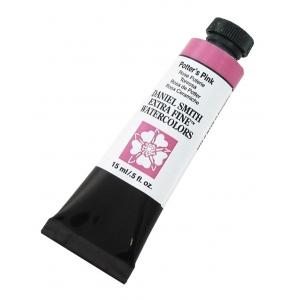 Daniel Smith Extra Fine™ Watercolor 15ml Potter's Pink: Red/Pink, Tube, 15 ml, Watercolor, (model 284600148), price per tube
