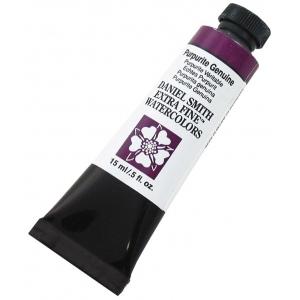 Daniel Smith Extra Fine™ Watercolor 15ml Purpurite Genuine; Color: Purple; Format: Tube; Size: 15 ml; Type: Watercolor; (model 284600164), price per tube