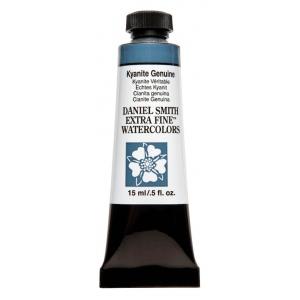 Daniel Smith Extra Fine™ Watercolor 15ml Kyanite Genuine: Black/Gray, Tube, 15 ml, Watercolor, (model 284600186), price per tube