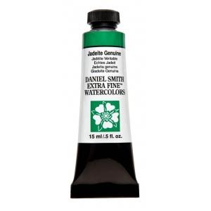 Daniel Smith Extra Fine™ Watercolor 15ml Jadeite Genuine; Color: Green; Format: Tube; Size: 15 ml; Type: Watercolor; (model 284600195), price per tube