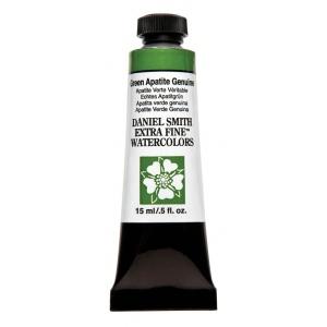 Daniel Smith Extra Fine™ Watercolor 15ml Green Apatite Genuine; Color: Green; Format: Tube; Size: 15 ml; Type: Watercolor; (model 284600197), price per tube