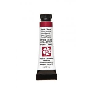 Daniel Smith Extra Fine™ Watercolor 5ml Alizarin Crimson; Color: Red/Pink; Format: Tube; Size: 5 ml; Type: Watercolor; (model 284610004), price per tube