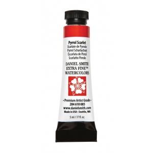 Daniel Smith Extra Fine™ Watercolor 5ml Pyrrol Scarlet: Red/Pink, Tube, 5 ml, Watercolor, (model 284610085), price per tube