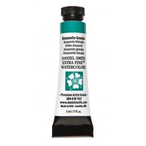 Daniel Smith Extra Fine™ Watercolor 5ml Amazonite Genuine: Green, Tube, 5 ml, Watercolor, (model 284610163), price per tube