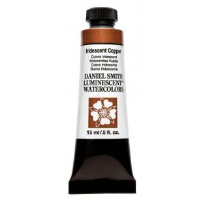 Daniel Smith Extra Fine™ Watercolor 15ml Iridescent Copper: Metallic, Tube, 15 ml, Watercolor, (model 284640016), price per tube
