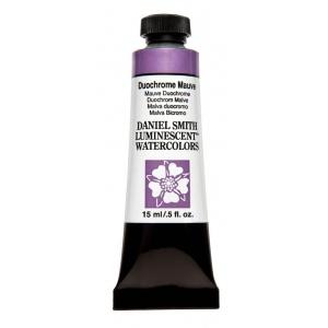 Daniel Smith Extra Fine™ Watercolor 15ml Duochrome Mauve: Metallic, Tube, 15 ml, Watercolor, (model 284640026), price per tube