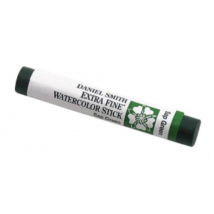 Daniel Smith Extra Fine™ Watercolor Stick 12ml Sap Green; Color: Green; Format: Stick; Size: 12 ml; Type: Watercolor; (model 284670001), price per each