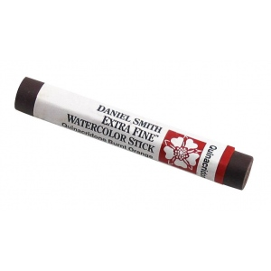 Daniel Smith Extra Fine™ Watercolor Stick 12ml Quinacridone Burnt Orange; Color: Orange; Format: Stick; Size: 12 ml; Type: Watercolor; (model 284670005), price per each