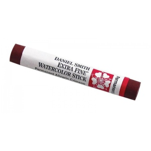 Daniel Smith Extra Fine™ Watercolor Stick 12ml Permanent Alizarin Crimson; Color: Red/Pink; Format: Stick; Size: 12 ml; Type: Watercolor; (model 284670010), price per each