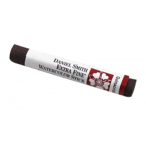 Daniel Smith Extra Fine™ Watercolor Stick 12ml Quinacridone Burnt Scarlet: Red/Pink, Stick, 12 ml, Watercolor, (model 284670015), price per each