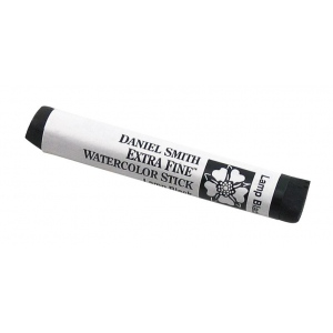 Daniel Smith Extra Fine™ Watercolor Stick 12ml Lamp Black; Color: Black/Gray; Format: Stick; Size: 12 ml; Type: Watercolor; (model 284670029), price per each
